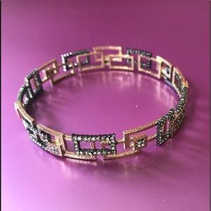 Alexis Bittar Bangle from Brutalist Line,  NWT